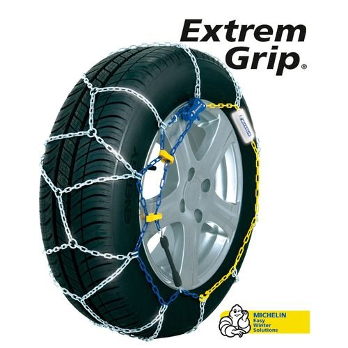 CHAINES NEIGE VOITURE MICHELIN N°7659 Taille :155/65-14