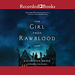 The Girl from Rawblood audiobook cover art