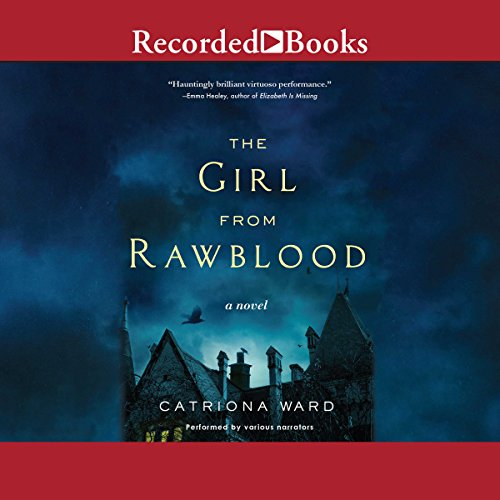 The Girl from Rawblood cover art