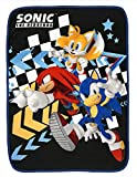 Jay Franco & Sons Sonic The Hedgehog 46' X 60' Plush Throw