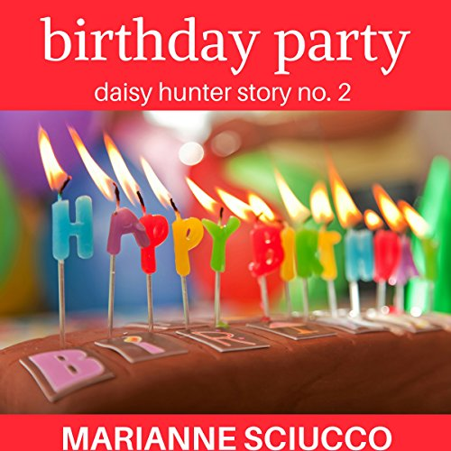 Birthday Party audiobook cover art