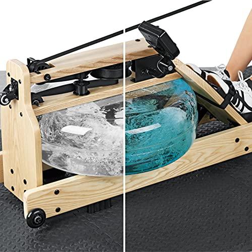 FitEngine Wasser-Rudergerät klappbar 1-8
