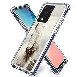 Horse Case for Samsung Galaxy S20 Ultra,Gifun Hard PC+ TPU Bumper Air Cushion Design Protective Case for Samsung Galaxy S20 Ultra Release - Fashionable Hair Horse