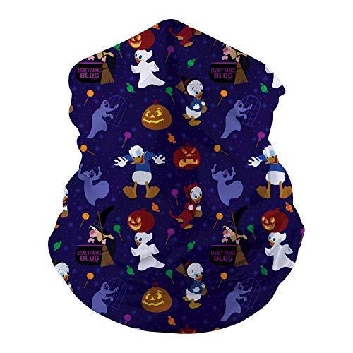 Fiesta de Halloween al aire libre Fibra Headwear Bandana Deportes Bufanda para Ciclismo Senderismo Montar para las mujeres