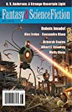 The Magazine of Fantasy & Science Fiction July/August 2019 (The Magazine of Fantasy & Science Fiction Book...