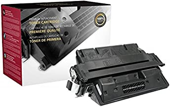 Inksters Remanufactured Toner Cartridge Replacement for HP C8061A (HP 61A) - Black