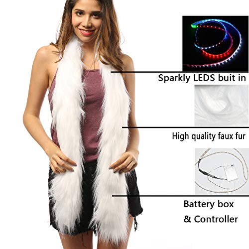Led-Scarf-Light-Up-Fur-Boa-Glow-Up-Flashing-Fun-Novelty-Scarves-For-Rave-Accessory-Clothing-Outfit-Burning-Man-Costume-Festival-Party