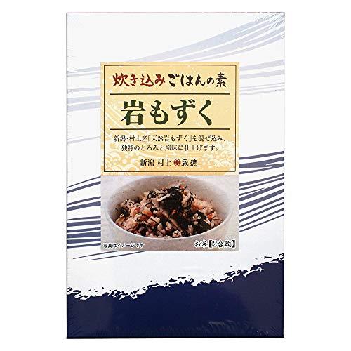 永徳 炊き込みご飯の素 岩もずく 2合炊