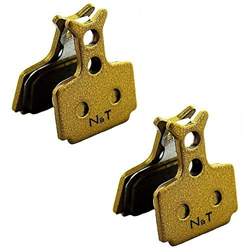 2x Noah and theo nt-bp010 / SI PASTILLAS DE FRENO DE DISCO SINTERIZADO Ajustada Fórmula R1 Carreras, R1, Ro , RX, C1, CR1, CR3, T1, the Uno y MEGA
