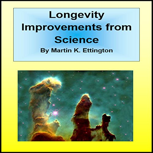 Longevity Improvements from Science audiobook cover art