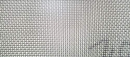 RIFFERT Edelstahl Siebgewebe/Gaze MW-1,0 mm