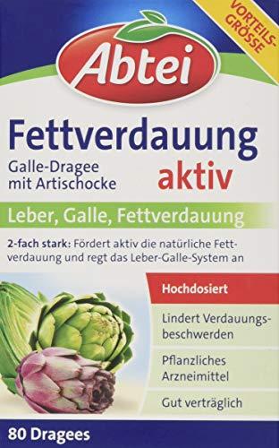 Abtei Galle-Dragee Artischocke, 1 Stück