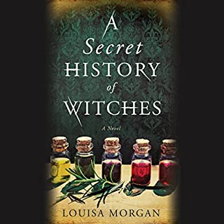 A Secret History of Witches audiobook cover art