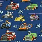 Jersey Paw Patrol Fahrzeuge, Rocky, Zuma, Everest, Chase,