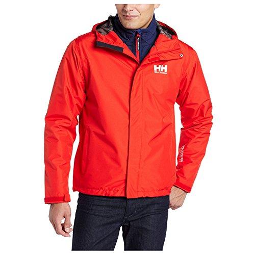 Helly Hansen HH Seven J Jacket – Veste de sport zippée et imperméable pour homme, pour...