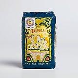 La Perla - Arroz para Paella Valenciana Monovarietal J Sendra. D.O. Arroz de Valencia y SlowFood