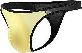 YOOBNG Men's Briefs Low Rise Bikini Underwear Bulge Enhancing Comfort Sport Mix Color