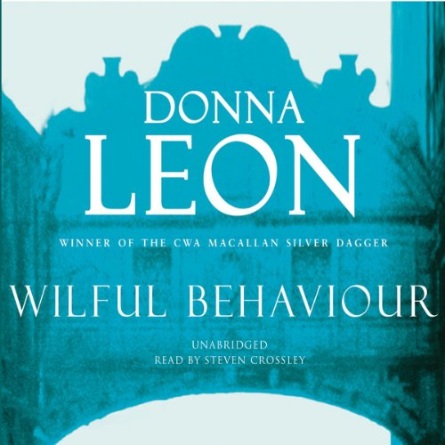 Wilful Behaviour audiobook cover art
