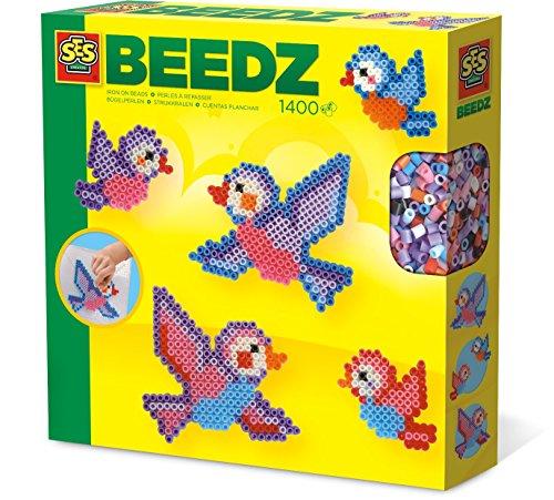 Ses 06257 Beedz Strijkkralen Vogels