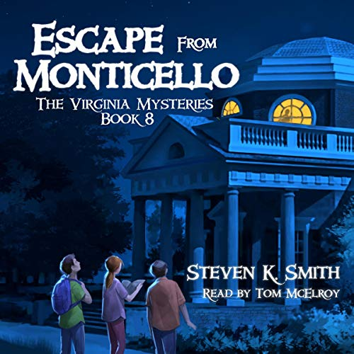 Escape from Monticello audiobook cover art
