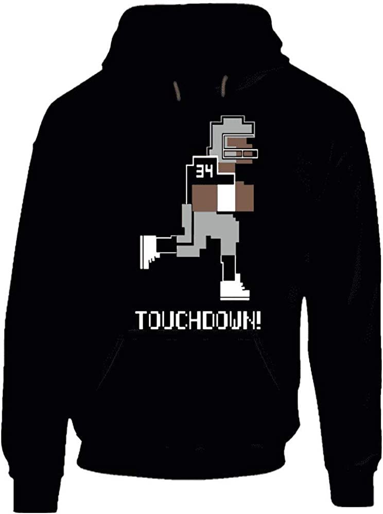 "Bo Jackson Oakland Raiders /""Tecmo Bowl/"" T-shirt"