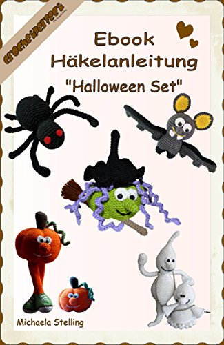 Häkelanleitung (033): Halloween Set (CrochetPerfect 33)