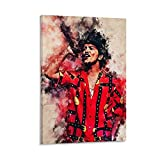 XIAOSHEN Bruno Mars Leinwand-Kunst-Poster und