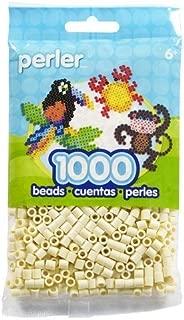 Bulk Buy: Perler Beads Creme Bag (4 Pack)