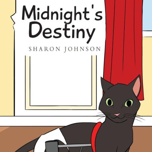 Midnight's Destiny audiobook cover art