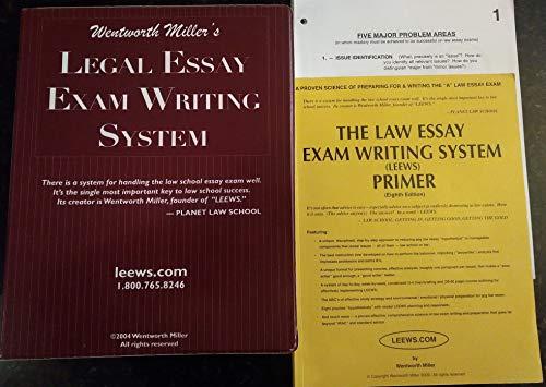 LEEWS Legal Essay Exam Writing System