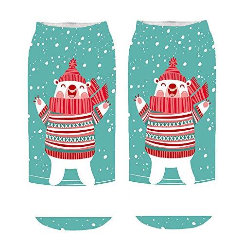BOLANQ 2019 socken strumpfhose halterlose strümpfe herrensocken kaufen kuschelsocken kniestrümpfe sneaker sportsocken bunte herren damen Weihnachtssocken