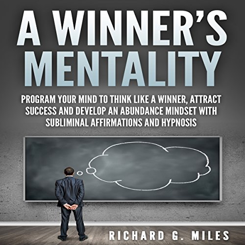 A Winner's Mentality audiobook cover art