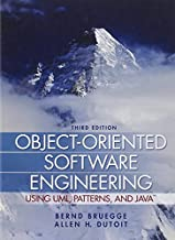 Object-Oriented Software Engineering Using UML, Patterns, and Java (3rd Edition) by Bernd Bruegge (2009-08-08)