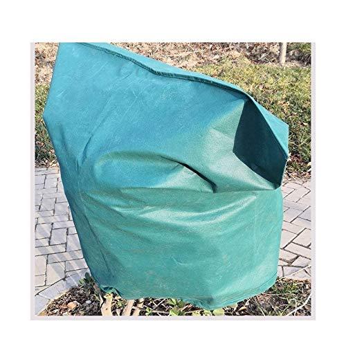 LJIANW-lonas impermeables exterior, Cubierta Vegetal Protección contra Las Heladas Invierno Calentamiento Reciclable Cubiertas De Plantas Espesar Tela para Proteger Árbol De Frutas Plantas En Macetas
