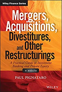 mergers acquisitions divestitures