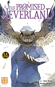 The Promised Neverland Edition simple Tome 14