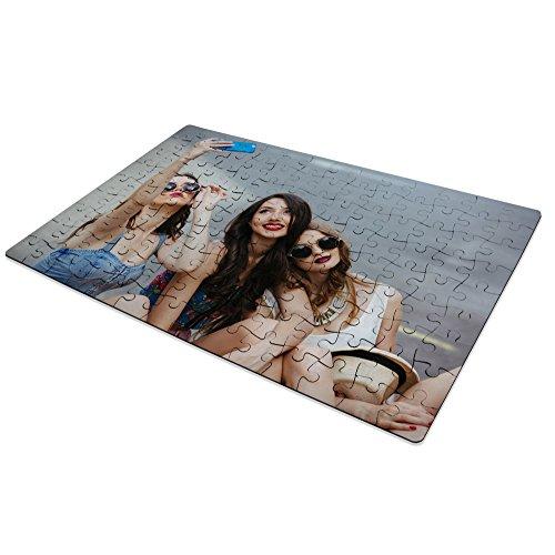 Puzzle Personalizado Magnético con tu Foto. Máxima Calidad. Incluye Caja con la Misma Foto. 126Pz