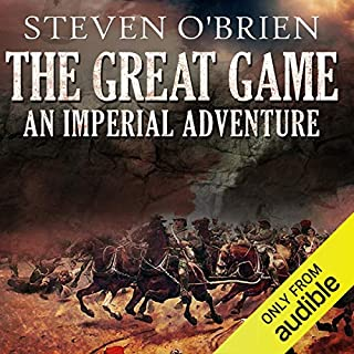 The Great Game                   Written by:                                                                                                                                 Steven O'Brien                               Narrated by:                                                                                                                                 Jeremy Clyde                      Length: 2 hrs and 45 mins     Not rated yet     Overall 0.0