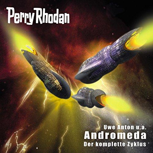 Perry Rhodan Andromeda. Der komplette Zyklus Titelbild