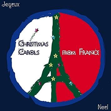 Christmas Carols from France: Joyeux Noel (Xmas in Paris)