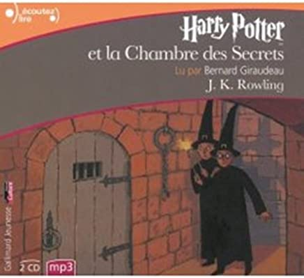 "Harry Potter et la Chambre des Secrets (French Audio CD (8 Compact Discs) Edition of ""Harry Potter and the Chamber of Secrets"")"