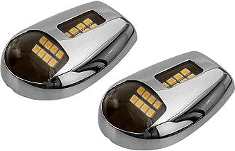 Seadog 4059501 Stainless Steel LED Side Mount Docking Lights
