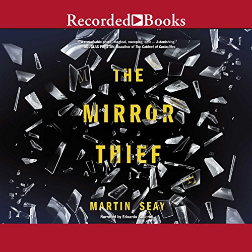 The Mirror Thief audiobook cover art