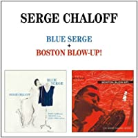 Blue Serge + Boston Blow-up by Serge Chaloff (2012-06-19)