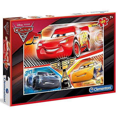 Puzzle 180 pièces - Cars 3