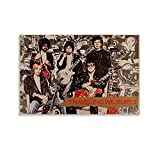 NMNMNM The Traveling Wilburys Collection - Póster decorativo para pared (60 x 90 cm)