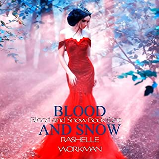 Blood and Snow 1 audiobook cover art