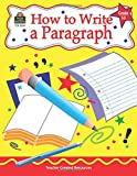 How to Write a Paragraph, Grade 3-5