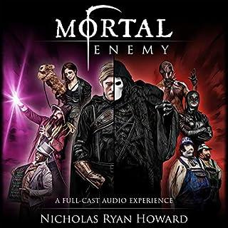 Page de couverture de Mortal Enemy