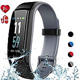 Mgaolo Fitness Tracker,Activity Health Tracker Waterproof Smart Watch Wristband...